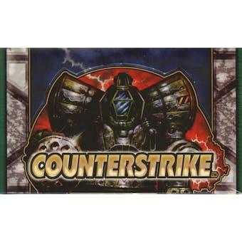 BattleTech Counterstrike Limited Edition Booster Box (WOTC/FASA)