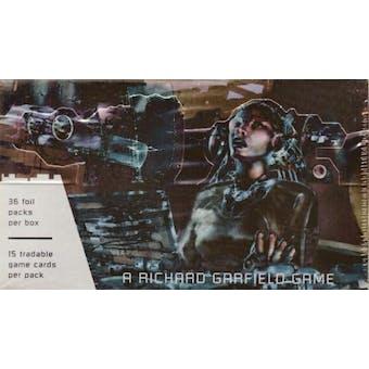 WOTC NetRunner Proteus Booster Box (R. Talsorian Games)