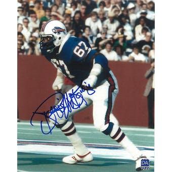 Reggie McKenzie Autographed Buffalo Bills 8x10 Photo