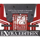 2007 Donruss Elite Extra Edition Baseball Hobby Box