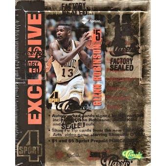 1994 Classic Four Sport Jumbo Box