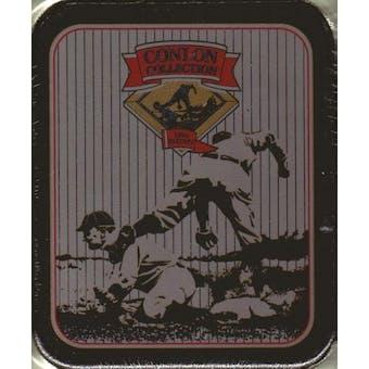 1994 Conlon Collection Baseball Tin Set