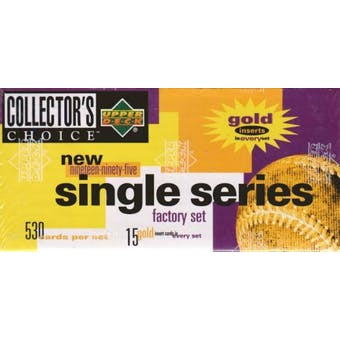 1995 Upper Deck Collector's Choice Baseball Factory Set
