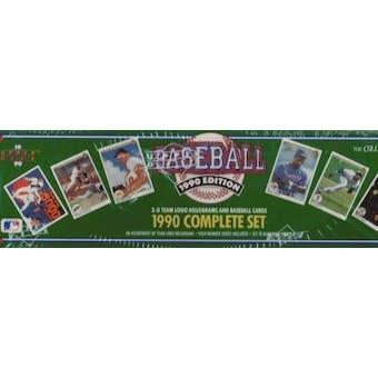 1990 Upper Deck Baseball Factory Set