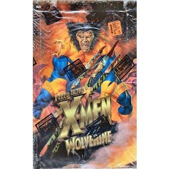 X-Men Wolverine 36 Pack Box (1996 Fleer Ultra)
