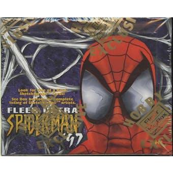 Spiderman Hobby Box (1997 Fleer Ultra)