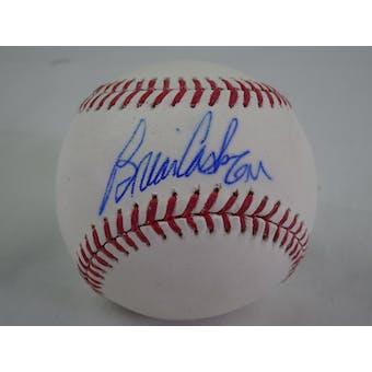 Brian Cashman Autographed MLB Baseball JSA #HH11453 (Reed Buy)
