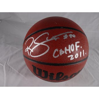 Ralph Sampson Autographed NCAA Final Four Basketball (CBHOF 2011) JSA #HH11440 (Reed Buy)
