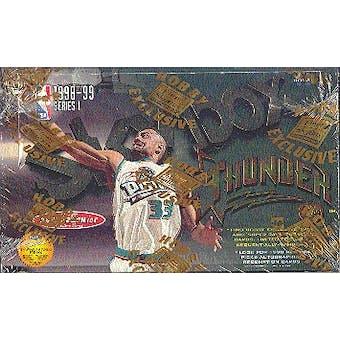1998/99 Skybox Thunder Basketball Hobby Box