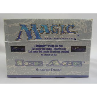 Magic the Gathering Ice Age Starter Deck Box (Reed Buy)
