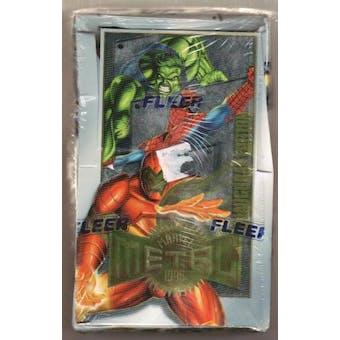 Marvel Metal Box (1995 Fleer)