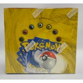 Pokemon Base Set 1 Unlimited Booster Box (Reed Buy)