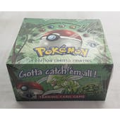 Pokemon Jungle 1st Edition Booster Box (Reed Buy)