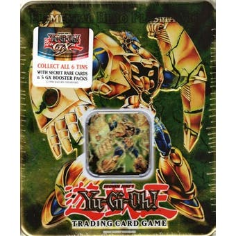 Upper Deck Yu-Gi-Oh 2007 Holiday Elemental Hero Plasma Vice Tin