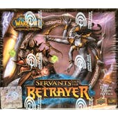 World of Warcraft Servants of the Betrayer Booster Box