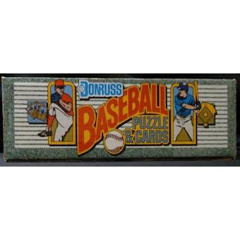 1990 Donruss Baseball Factory Set (Reed Buy)
