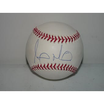 Andy Marte Autographed MLB Baseball TriStar 3066179 MLB MR606531 (Reed Buy)