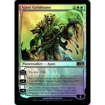 Magic the Gathering 2010 Single Ajani Goldmane Foil