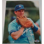Kevin Seitzer Autographed Royals 8x10 Photo PSA/DNA D96251 (Reed Buy)