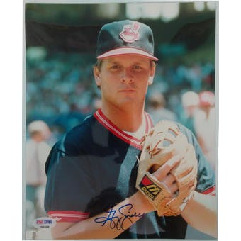 Greg Swindell Autographed Indians 8x10 Photo PSA/DNA D96268 (Reed Buy)