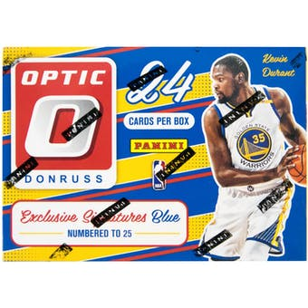 2016/17 Panini Donruss Optic Basketball 6-Pack Blaster Box