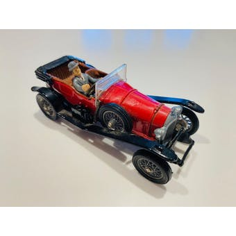 Corgi 40 Avengers Red Steed Bentley with Extras