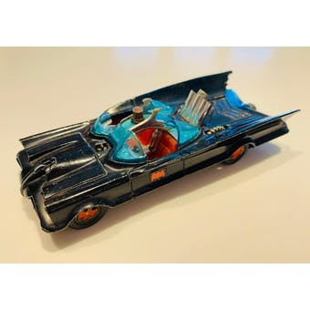 Corgi 267 Batmobile Rocket Firing - 1966 - No Rockets