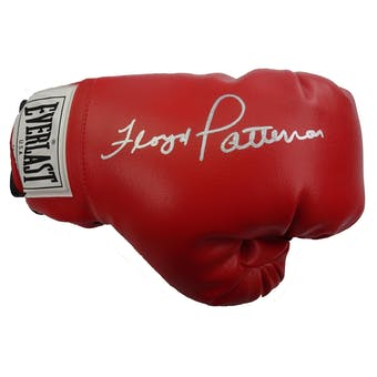 Floyd Patterson Autographed Everlast Boxing Glove PSA/DNA E37155 (Reed Buy)