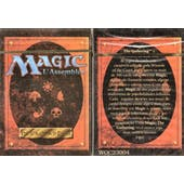 Magic the Gathering 4th Edition Starter Deck (Portuguese FBB)