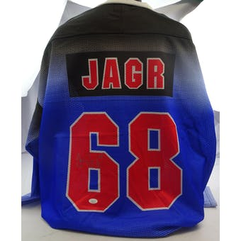 Jaromir Jagr Autographed Czech Republic Hockey Jersey JSA HH11641 (Reed Buy)