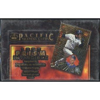 1997 Pacific Prism Invincible Baseball Box
