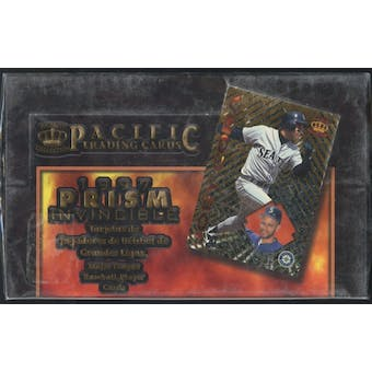 1997 Pacific Prism Invincible Baseball Box