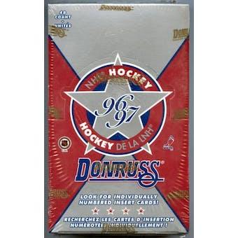 1996/97 Donruss Hockey 48 Pack Box