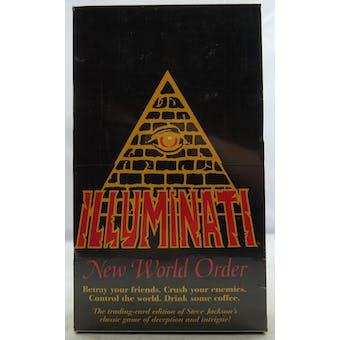 Steve Jackson Games - Illuminati New World Order Unlimited Booster Box