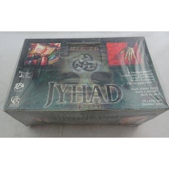 White Wolf Jyhad/Vampire The Eternal Struggle Jyhad Base Set #1 Booster Box