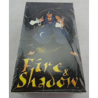 AEG Legend of the Five Rings Fire & Shadow Booster Box (Reed Buy)