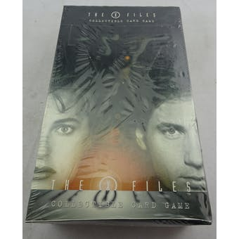 X-Files: Premiere Booster Box (Reed Buy)