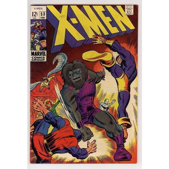 X-Men #53 VF