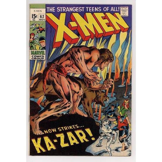 X-Men #62 VF-