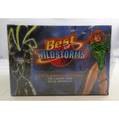Best of Wildstorms Starter Deck Box (12 decks) (Reed Buy)