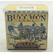 Dixie Bull Run Set (200 cards) (Reed Buy)