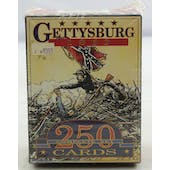 Dixie Gettysburg Set (250 cards) (Buying Reed)