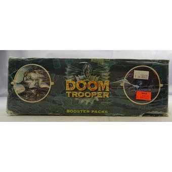 Doom Trooper Unlimited Booster Box (Reed Buy)