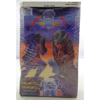 Galactic Empires Power of the Mind Booster Box (Reed Buy)