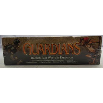 Guardians Dagger Isle Booster Box (Reed Buy)