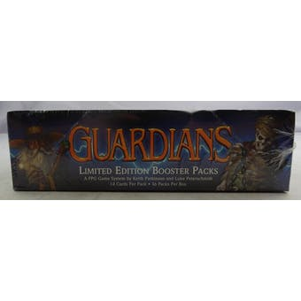 Guardians Limited Booster Box (Reed Buy)