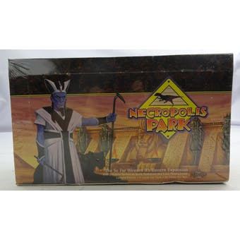 Guardians Necropolis Park Booster Box (Reed Buy)