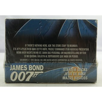 James Bond Golden Eye Starter Deck Box (10 decks) (Reed Buy)