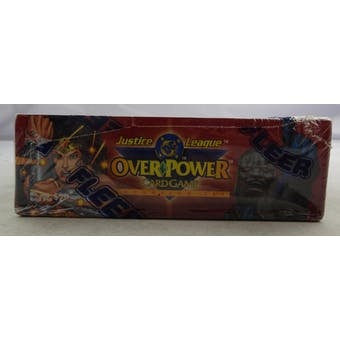 Overpower Justice League Booster Box (Reed Buy)