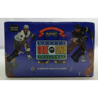 Playoff Hockey One on One Challenge Booster Box (Reed Buy)